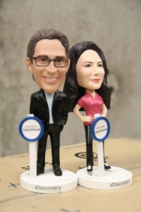 Discovery Channel Bobbleheads