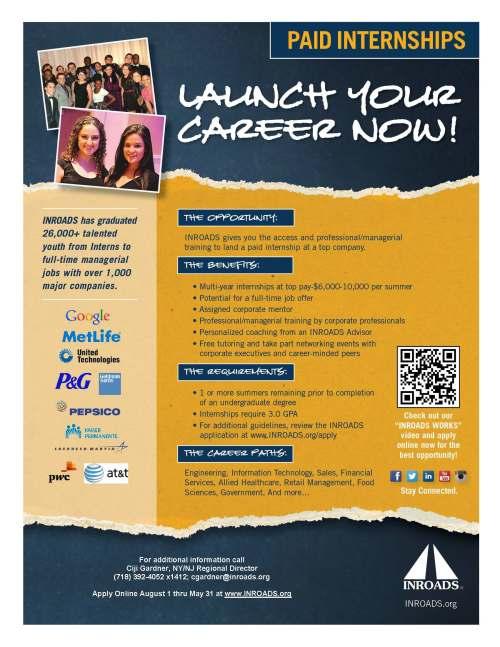 2014 INROADS Recruitment Flyer (2)