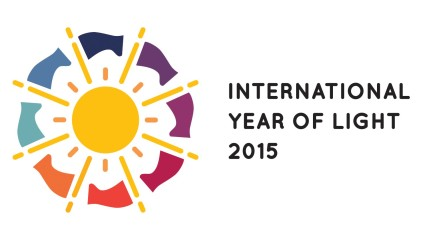 International Year of Light logo